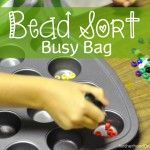 bead sort busy bag