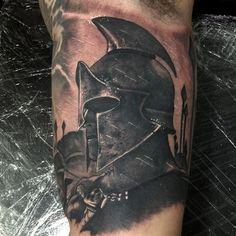 Resultado de imagem para tattoo de gladiador