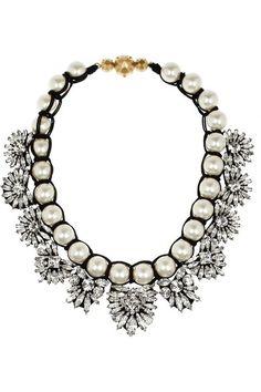 #ChristmasBoutique Shourouk necklace #LuxuryGifts