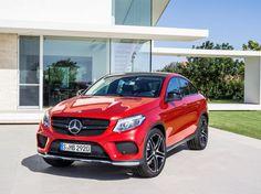 Mercedes-Benz GLE Coupé (décembre 2014)