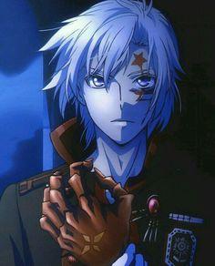 Cooler Anime  D. Gray-Man  Allen Walker