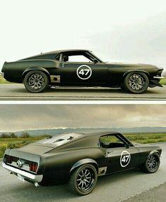 Mustang Fastback Resto Mod