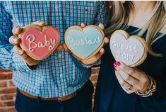 Valentine's Day Pregnancy Announcement Photo Credit: Lily Boslau