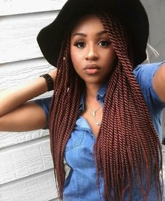 Beautiful @braidsbyguvia Read The Article Here    Http://blackhairinformation.com/