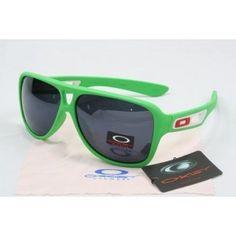 941e558b701  20.98 on sale! cheap oakley dispatch ii sunglasses green frame black lens  hot sale on