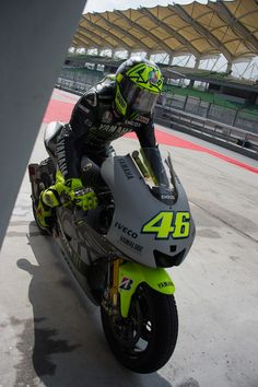 Valentino Rossi Photo - MotoGP Tests in Sepang - Day Three