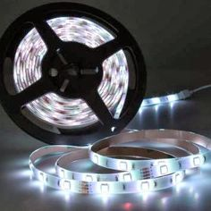 Iluminação indireta com fita de LED. Aplicável a todos os ambientes.