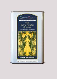 Lattina Olio Extravergine d'Oliva da 3 lt.