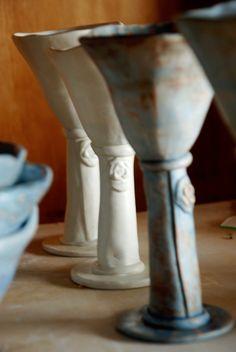 Amanda Blair Dexheimer Studio hand+built ceramics