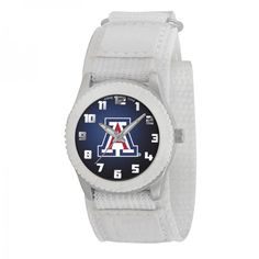 Arizona Wildcats NCAA Kids Rookie Series Watch (White)