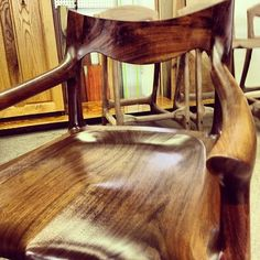 Beautiful Canadian Black Walnut grain…