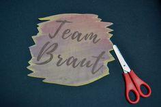 Bügelbilder selber machen für Junggesellenabschied   Mrs Bridal Hochzeitsblog Blog, Wedding Bride, Creative, Tips, Blogging