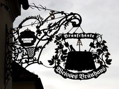 Medieval Guild Signs | Medieval Guild Signs and Emblem Traditions: Zunftzeichen