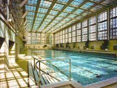 Swimmingpool Stadtbad-Mitte, Berlin