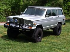 Full Size Jeep Network