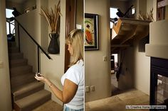 Hidden Doors and Secret Passageways are always a cool amenity to any house. Not only does provide mystery to your living quarters, but it also allows for a bit of privacy. Hidden doors and secret p...
