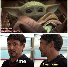 Marvel and mcu pics, memes and art. Really Funny Memes, Stupid Funny Memes, Funny Relatable Memes, Funny Laugh, Hilarious, Yoda Meme, Yoda Funny, Marvel Jokes, Marvel Funny