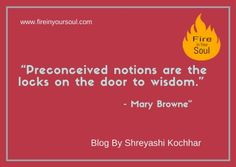 """The Unconceived Notion""  Blog By Shreyashi Kochhar  http://fireinyoursoul.com/2017/09/01/the-unconceived-notion/  www.fireinyoursoul.com ""Show the world what you possess. ""  Seek your daily dose of Motivation & Inspiration.  Subscribe @fireinyoursoul5, #fireinyoursoul , #motivationalquotes #motivational #inspirationalquotes #inspiration #passion #ourthoughts #workhard #leavingthepast #patience #attention #procrastination #immaturity #overthinking #ignore #fightingcriticism…"