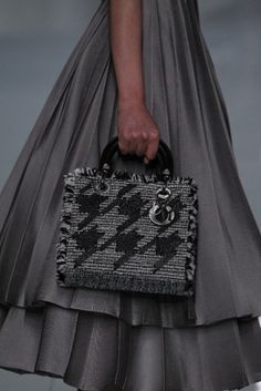 Love how Dior has reinvented this bag over and over.