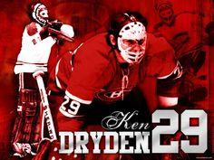 Ken Dryden par/by Thuymi Do Hockey Memes, Hockey Goalie, Ice Hockey, Montreal Canadiens, Ken Dryden, Boston Bruins Logo, Hockey Boards, Hockey World, Goalie Mask