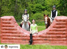 We are obsessed with this new company! If you have not followed @legereeq make sure you do! They are launching soon ! #jumpforlegere #legereeq #equestrianmusthave #Repost @legereeq  Coming soon! Blowup jumps that come in all shapes and sizes for all levels! #LegereEquestrian