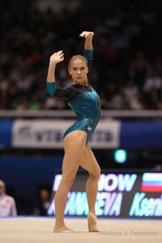 "Ksenia Afanasyeva ""I told you I am gymanator. Gymnastics Events, Gymnastics Competition, Elite Gymnastics, Gymnastics Videos, Gymnastics Pictures, Artistic Gymnastics, Gymnastics Girls, Gymnastics Leotards, Gymnastics Posters"