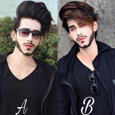 Hair And Beard Styles, Hair Styles, Boys Dpz, Pompadour, Boy Hairstyles, Handsome Boys, Jubin Shah, Male Hair, Guys
