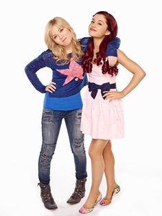 Ariana Grande Sam and Cat