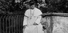 Pope Pius X; born, June 2, 1835, Italy as Giuseppe Melchiorre Sarto, pope from 1903-1914.