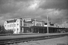Terijoen juna-asema - Вокзал Терийоки 1930-е