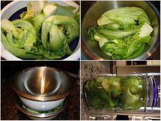 茅寶村: *自己做簡易酸菜