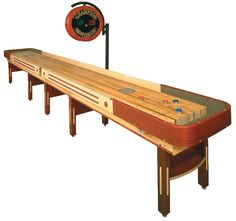 Best Shuffleboard Tables Images On Pinterest Shuffleboard Table - Standard shuffleboard table