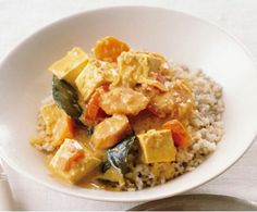 Tone It Up: Panang Curry
