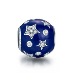 NinaQueen *Dreamland  NinaQueen *Dreamland* 925 Sterling Silver Clear Zirconia Blue Star Charms Fits Pandora Bracelet(NinaQueen fine jewelry is designed in Paris in limited edition collections.NinaQueen patents its designs in 64 countries around the world. Enjoy the beauty,luxury, and quality of NinaQueen) -- Check out this great product. (This is an affiliate link and I receive a commission for the sales)