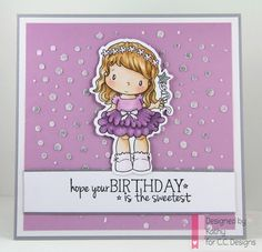 CC Designs, Princess Birgitta, Birthday dots stencil, Pollycraft birthday sentiments