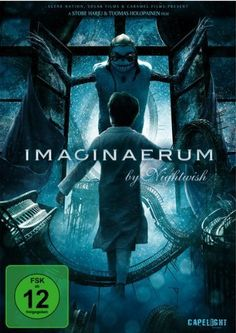 Imaginaerum (2012) ( Imaginaerum by Nightwish ) [ Blu-Ray…