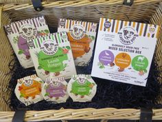 Available in 150g or 395g singular or in multipacks, head over to www.laughingdogfood.com to check it out!