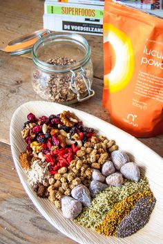 Superfoods Granola