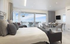 Luxury Guest House, Ocean Views, Camps Bay, Boutique Guesthouse,breath taking views of mountain and sea Cape Town Hotels, Ocean Views, Camps, Mountain, Sea, Boutique, Luxury, Room, House