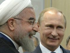 """The Russian government has promised to increase military cooperation with Iran as both countries continue to support Syrian President Bashar al-Assad.""""I a"""