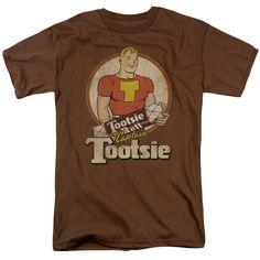 Tootsie Roll: Captain Tootsie T-Shirt
