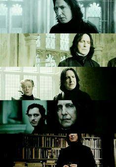 Severus Snape Always, Professor Severus Snape, Harry Potter Severus Snape, Severus Rogue, James Potter, Harry Potter Fan Art, Harry Potter Universal, Harry Potter Fandom, Harry Potter Characters