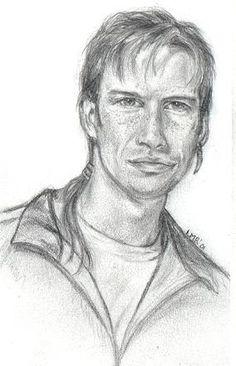 "William Arthur ""Bill"" Weasley, as he was descibed in the books ;)"