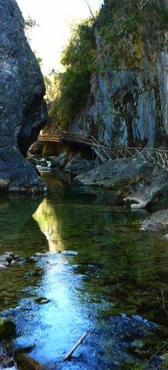 Ruta del río Borosa en la sierra de Cazorla, Jaen, España. #spain #travel #viajar