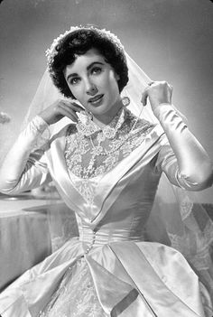 Elizabeth Taylor in the movie Father of the Bride