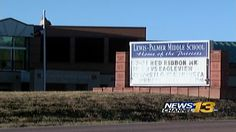 A father says the Lewis-Palmer School District dropped the ball by not notifying him that a threat had reportedly been made against his son.