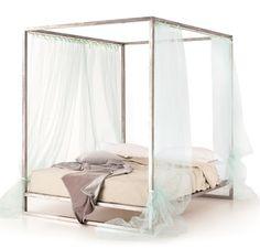 SPEED BAL letto a baldacchino moderno, #beddesign
