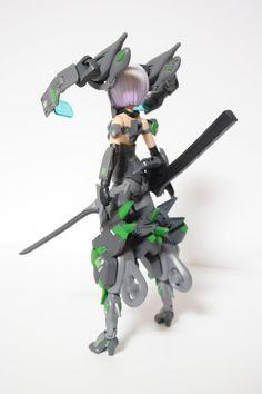 埋め込み Frame Arms Girl, Plastic Models, Spaceship, Character Art, Action Figures, Model Kits, Toys, Statues, Anime