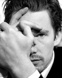 Ethan Hawke... my reason for loving the times right before sunrise and sunset! :-)