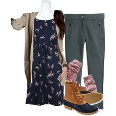 Untitled #532 by jlcl119 on Polyvore featuring Joules, Madewell, L.L.Bean and J.Crew
